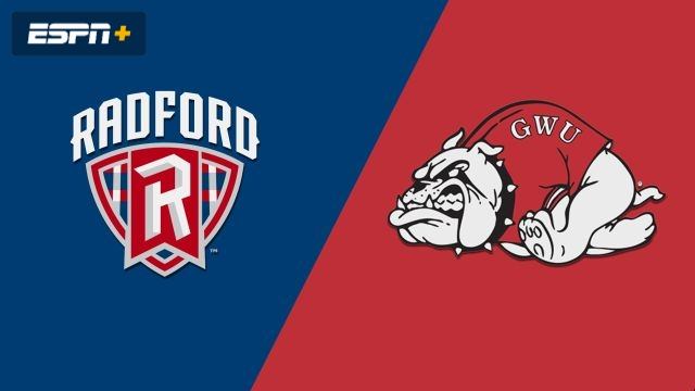 Radford vs. Gardner-Webb (W Basketball)