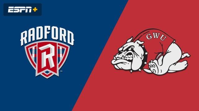 Radford vs. Gardner-Webb (W Basketball)