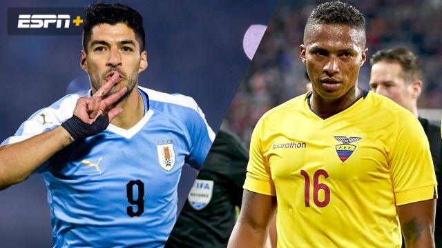 In Portuguese-Uruguay vs. Ecuador (Fase de Grupos) (Copa America)