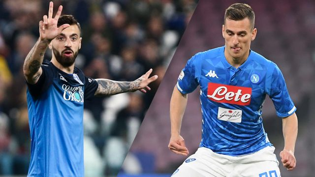 Empoli vs. Napoli (Serie A)