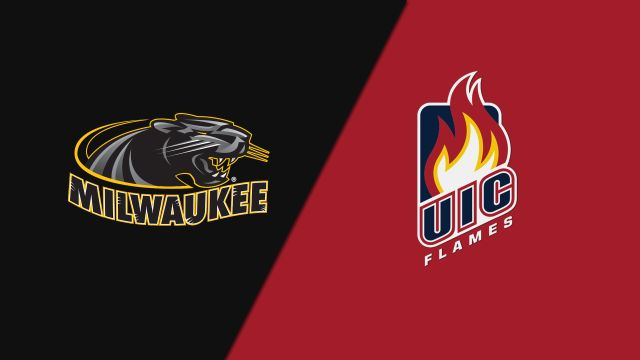 Milwaukee vs. UIC (First Round) (W Volleyball)