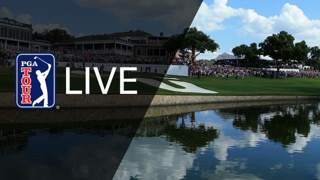 Fort Worth Invitational - Featured Holes - Day 1