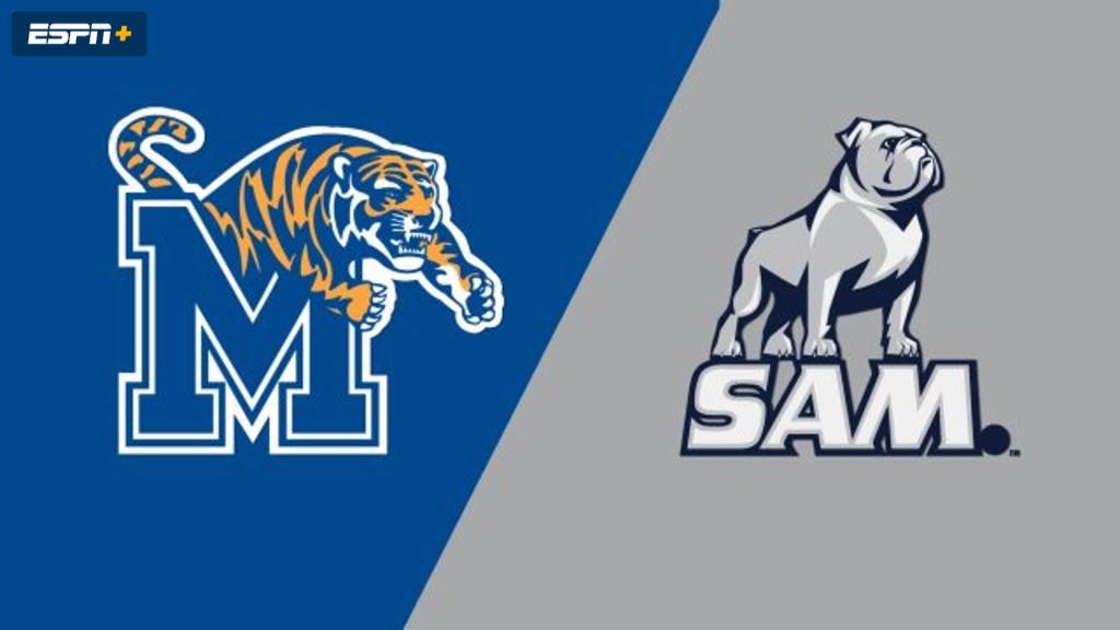 Memphis vs. Samford (W Soccer)