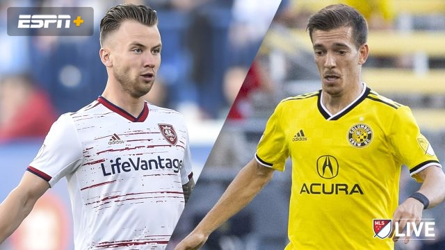 Real Salt Lake vs. Columbus Crew SC (MLS)