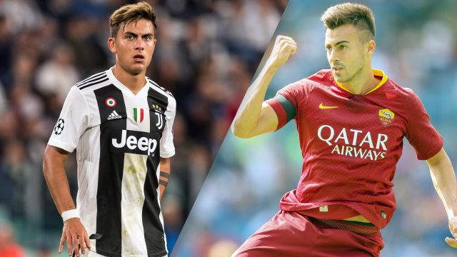 Juventus vs. AS Roma (Serie A)