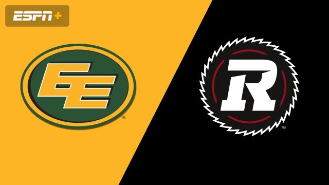 Edmonton Eskimos vs. Ottawa Redblacks (Canadian Football League)
