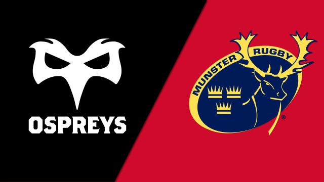 Ospreys vs. Munster (Guinness PRO14 Rugby)