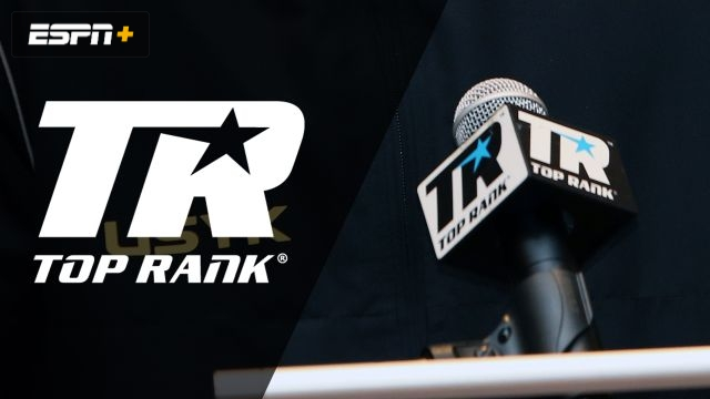 Top Rank Boxing on ESPN: Jan/Feb Preview Press Conference
