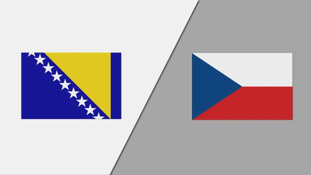 Bosnia-Herzegovina vs. Czech Republic (FIBA World Cup Qualifier)