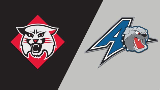 Davidson vs. UNC Asheville (W Basketball)