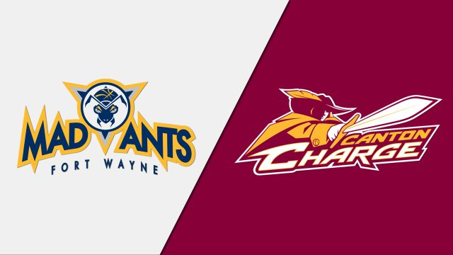 Fort Wayne Mad Ants vs. Canton Charge