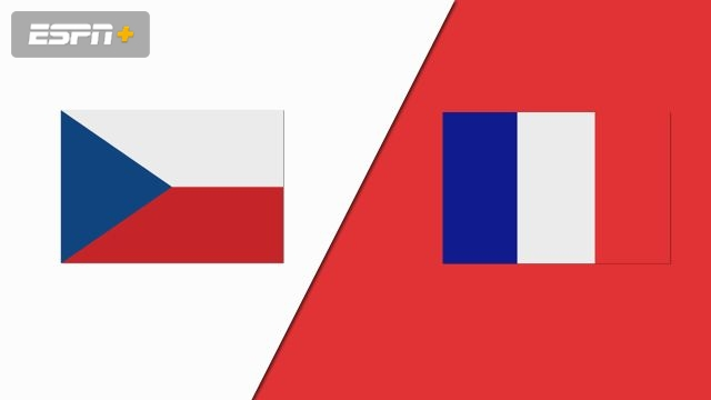 Czech Republic vs. France (Group Phase) (FIBA Women's EuroBasket 2019)