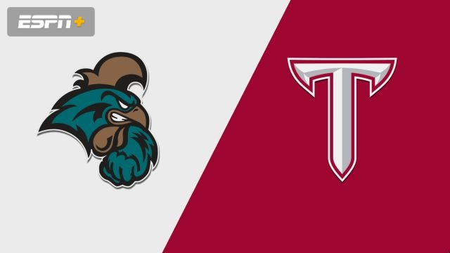 Coastal Carolina vs. Troy (M Basketball)