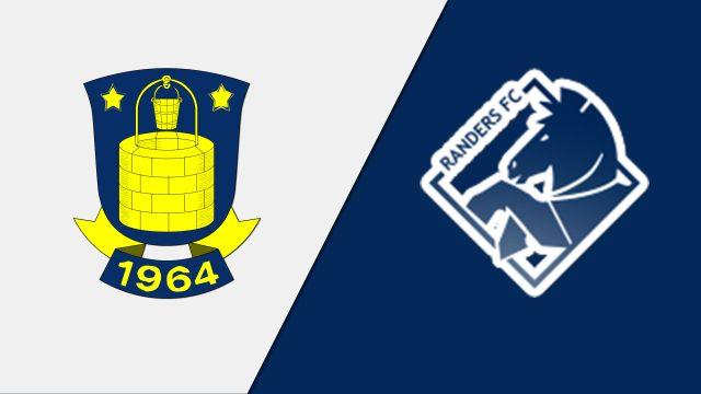 Brondby IF vs. Randers FC (Danish Superliga)