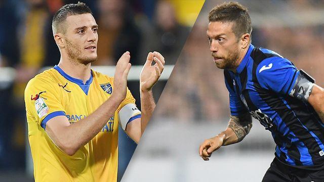 Frosinone vs. Atalanta (Serie A)