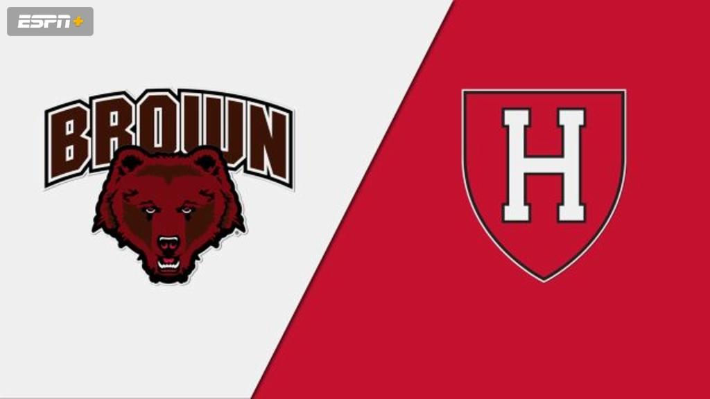 Brown vs. Harvard (M Water Polo)