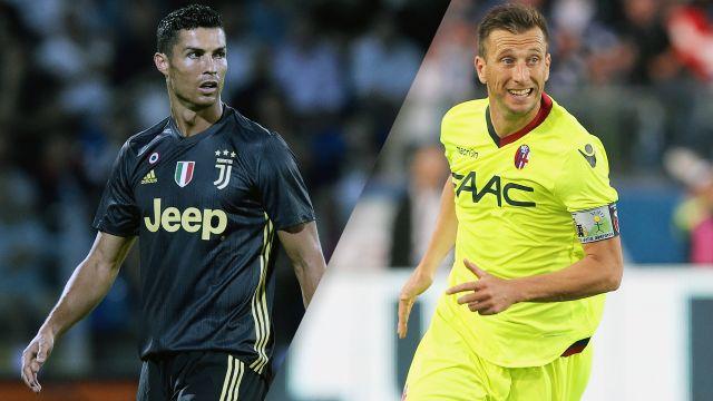Juventus vs. Bologna (Serie A)