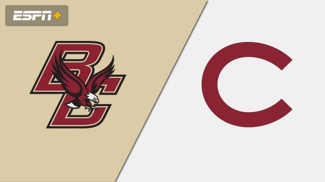 #6 Boston College vs. Colgate (M Hockey)