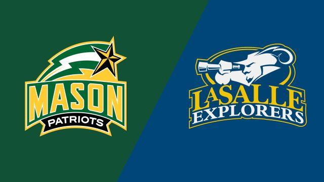 George Mason vs. La Salle (W Volleyball)