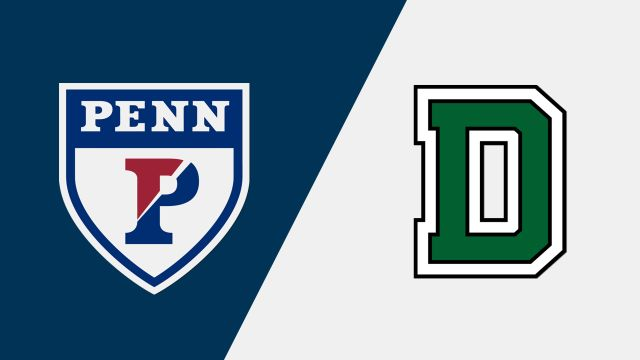 #20 Pennsylvania vs. Dartmouth (M Lacrosse)