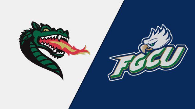 UAB vs. Florida Gulf Coast (W Basketball)