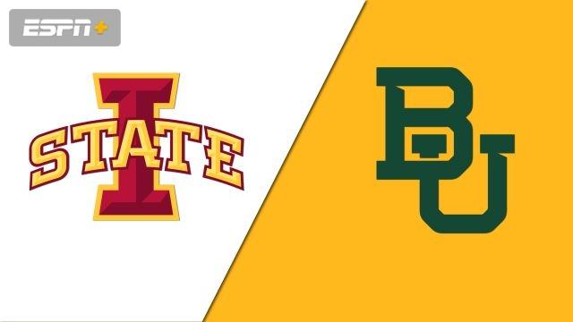 Iowa State vs. Baylor (W Soccer)
