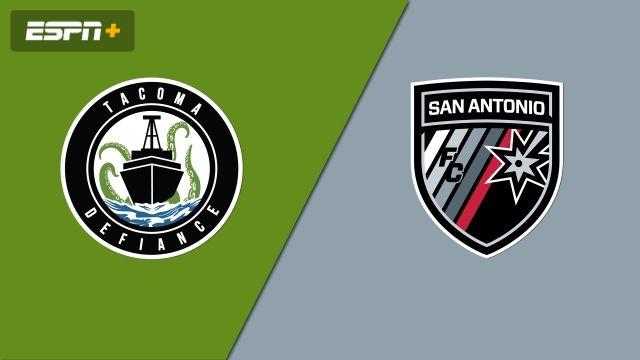 Tacoma Defiance vs. San Antonio FC (USL Championship)