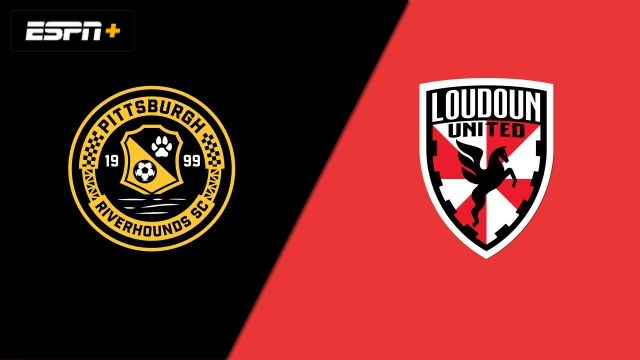 Pittsburgh Riverhounds SC vs. Loudoun United FC (USL Championship)