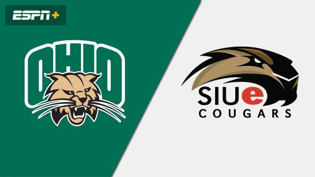 Ohio vs. SIU-Edwardsville (Wrestling)