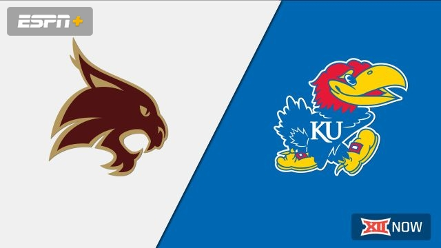 Texas State vs. Kansas (W Basketball)