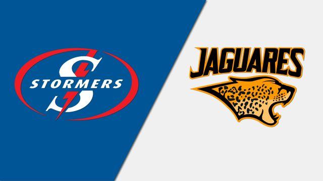Stormers vs. Jaguares