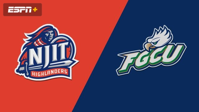 NJIT vs. Florida Gulf Coast (W Basketball)