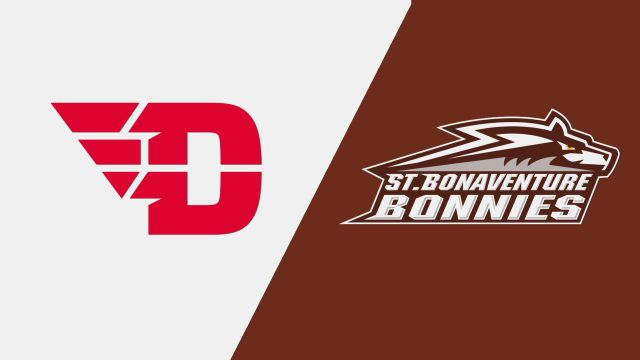 Dayton vs. St. Bonaventure (W Basketball)