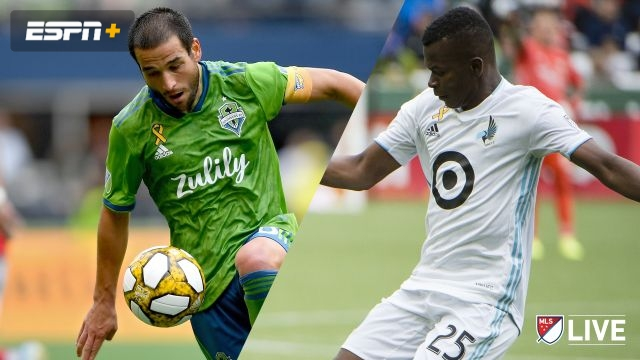 Seattle Sounders FC vs. Minnesota United FC (MLS)