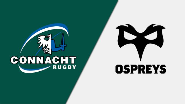 Connacht vs. Ospreys (Guinness PRO14 Rugby)
