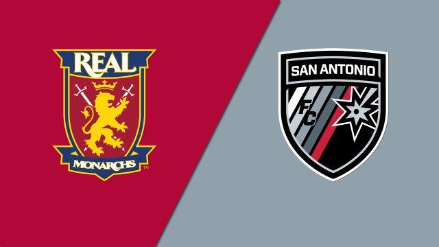 Real Monarchs SLC vs. San Antonio FC (USL Championship)