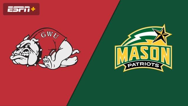 Gardner-Webb vs. George Mason (M Soccer)