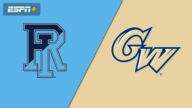 Rhode Island vs. George Washington (M Soccer)