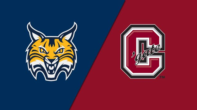 #14 Quinnipiac vs. Colgate (M Hockey)
