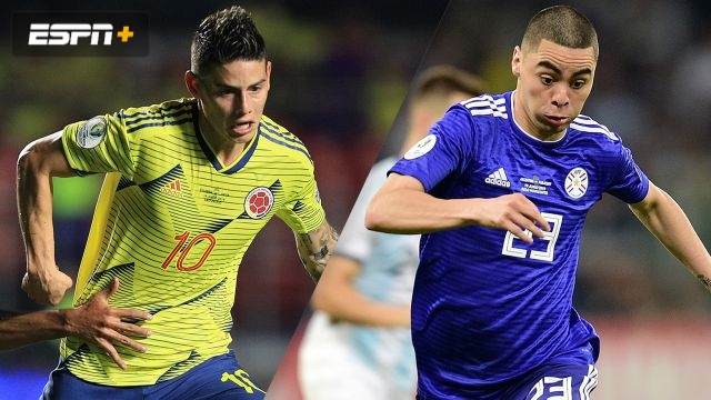 Colombia vs. Paraguay (Group Stage) (Copa America)