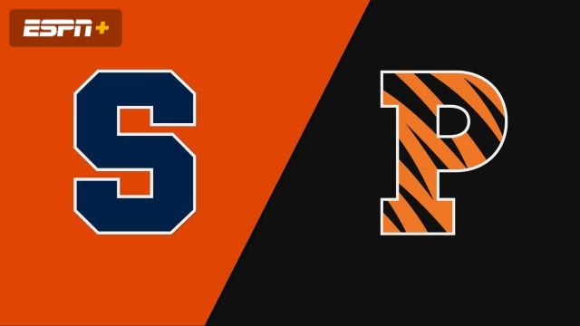 Syracuse vs. #6 Princeton (W Hockey)
