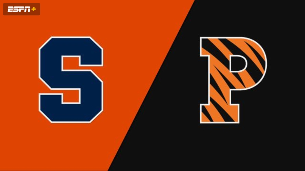 Syracuse vs. #6 Princeton (W Hockey)