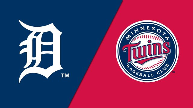 Detroit Tigers vs. Minnesota Twins