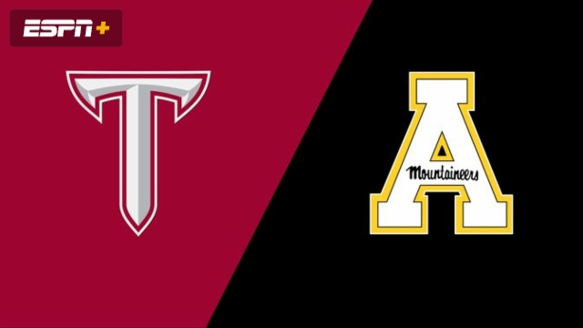 Troy vs. Appalachian State (M Basketball)