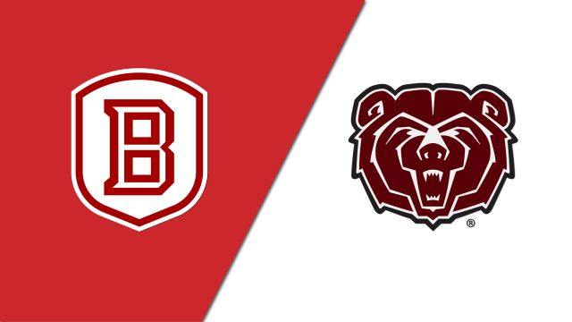 Bradley vs. Missouri State (W Basketball)