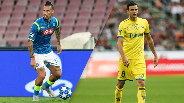 Napoli vs. Chievo (Serie A)