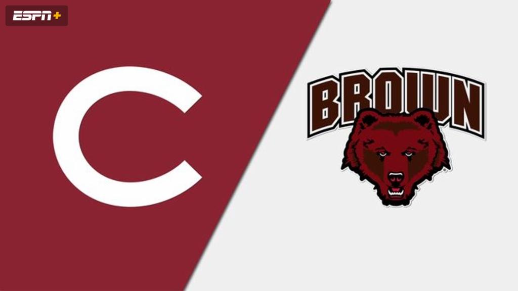 Colgate vs. Brown (W Hockey)