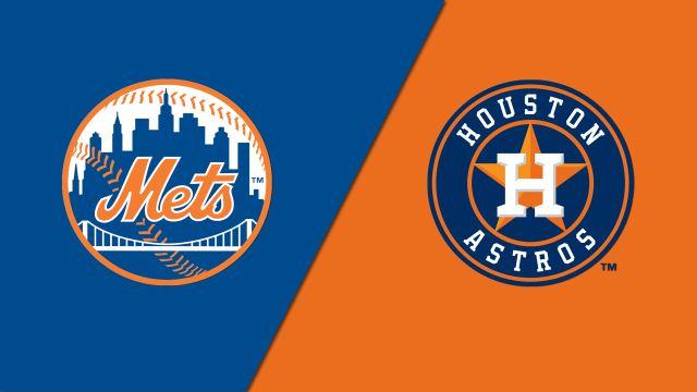 New York Mets vs. Houston Astros