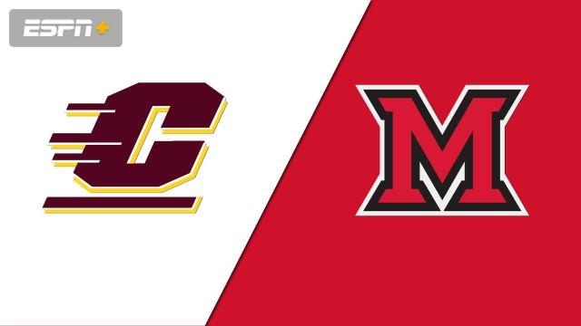 Central Michigan vs. Miami (OH) (W Volleyball)