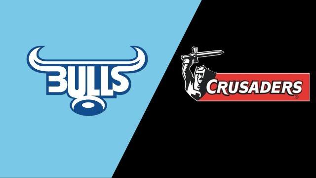Bulls vs. Crusaders
